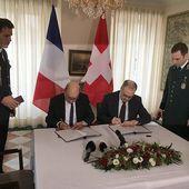 Cybersécurité et avions de combat au menu des 500 ans de la Paix perpétuelle entre la France et la Suisse