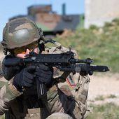 Un premier lot de 400 fusils HK416F livré à l'armée de Terre