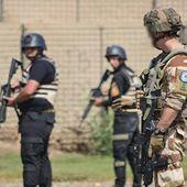 Au tour de la 6e Brigade légère blindée de former les militaires irakiens