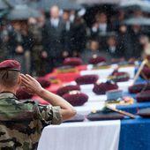 Le monument dédié aux militaires morts en opération extérieure attendra encore...