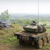 Sans attendre l'arrivée du Jaguar, l'armée de Terre retire le blindé ERC-90 Sagaie du service