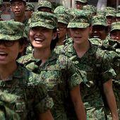 Singapour n'a pas l'intention de renoncer au service militaire obligatoire