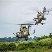 Centrafrique : Un hélicoptère Tigre engagé dans des combats contre des miliciens de l'ex-Séléka à Sibut