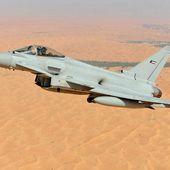 Le Koweït a officiellement commandé 28 avions Eurofighter auprès de Finmeccanica