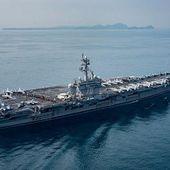 Corée du Nord : Le porte-avions américain USS Carl Vinson n'est pas là où il avait été annoncé