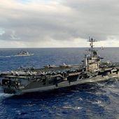La marine américaine a envoyé un groupe aéronaval en mer de Chine méridionale