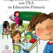 Guía para la integración del alumnado con TEA en Educación Primaria -Orientacion Andujar