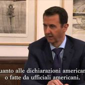 "Assad: ""L'Occidente cerca la guerra, in Ucraina come in Siria"". 