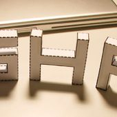 Alphabet | Papertoys, Papercraft & Paper Arts