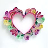 MOTHER'S DAY QUILLING