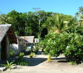 Kamilisa Resort, Torres Islands, Vanuatu - accommodation, beaches, reefs, seafood