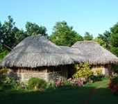 Wongras Bungalow, Gaua, Vanuatu - accommodation, volcano, lake, trekking
