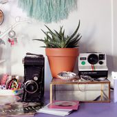 Poulette Magique - blog DIY & déco - Narbonne - Do It Yourself - Polaroid - Vintage - Art toys - Instant Girly