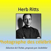 herb ritts photographe des celebrites