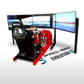 Pro Sim - A professional race car simulator in the UK