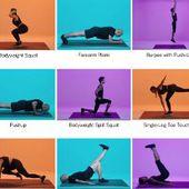 Un entraînement musculaire complet en 9 minutes, 9 mouvements, 9 vidéos (New York Times)