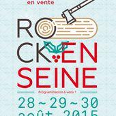 Forfait de Noël en vente - Rock en Seine