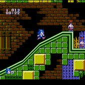 Romhacking.net - Hacks - Sonic The Hedgehog (NES) Improvement V1.0
