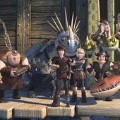 Exclusive Look: 'Dragons: Race to the Edge'