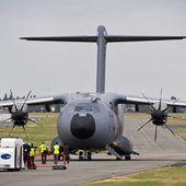 Les nouveaux avions de l'armée belge... ne rentrent pas dans les hangars !
