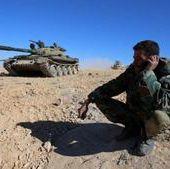 L'EI reprend à l'armée deux localités dans le centre de la Syrie