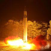 La Corée du Nord menace l'île américaine de Guam