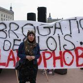 Musulmans, féministes et cathos : la manif contre l'islamophobie à Lyon -