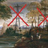Importante sentenza: il paesaggio è più importante di un elettrodotto