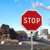 Halte à la biomas'carade d'E.On à Gardanne !