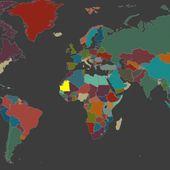 Une carte sonore pour entendre toutes les langues du monde