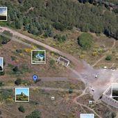 Comment on peut, en trois clics, découvrir la carte des stations d'écoute des espions de la DGSE