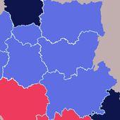 Projections: on est le lendemain des régionales de 2015 et le FN a remporté deux super-régions, Nord-Picardie et Paca