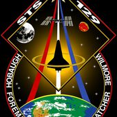 Patch: STS-129