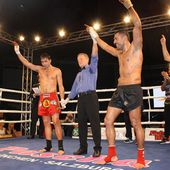 Fight Night | WM-Fights | Admiral Dome | 1.11.2014 | sport-oesterreich.at