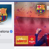 Quand Facebook paie le FC Barcelone ou le Real Madrid...