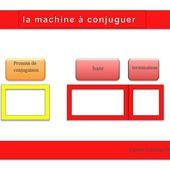La machine à conjuguer