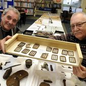 Unearthing a slice of Rainford history