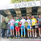 Simon CARR remporte le Tour de Haute Bigorre