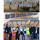 Lundi 17 Avril : coupe de France Dames et Trophée National à Pujols (47)