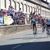 Victoire de Patxi Darthayette à Bergara (Espagne)