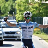 Jon Pelletrat champion d'Aquitaine des Juniors