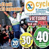 Samedi 30/09 : Trophée Cescutti à Saint Pierre du Mont (40)