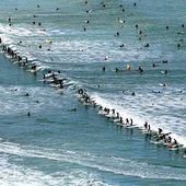 "Earthwave South Africa will try to beat ""Most Surfers Riding One Wave"" Guinness record"