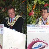 27e congrès : l'Etat et le Pays invitent les maires polynésiens à travailler dans l'intérêt général