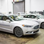 How Ford will create a new generation of driverless cars