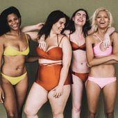 Model dropped from her agency for being 'too big' launches body-positive campaign for women of all sizes