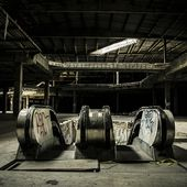 Scenes From An Abandoned Shopping Mall: Photo District News (Aug. 2015)
