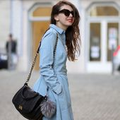 The Brunette | Blog mode parisien d\'Emilie, du blog The Brunette