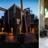 Architect Ricardo Bofill's Abandoned Cement Factory Residence and Studio