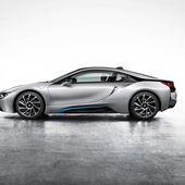 Zoom sur la BMW i8 : une hybride spectaculaire ! - TRENDS Periodical